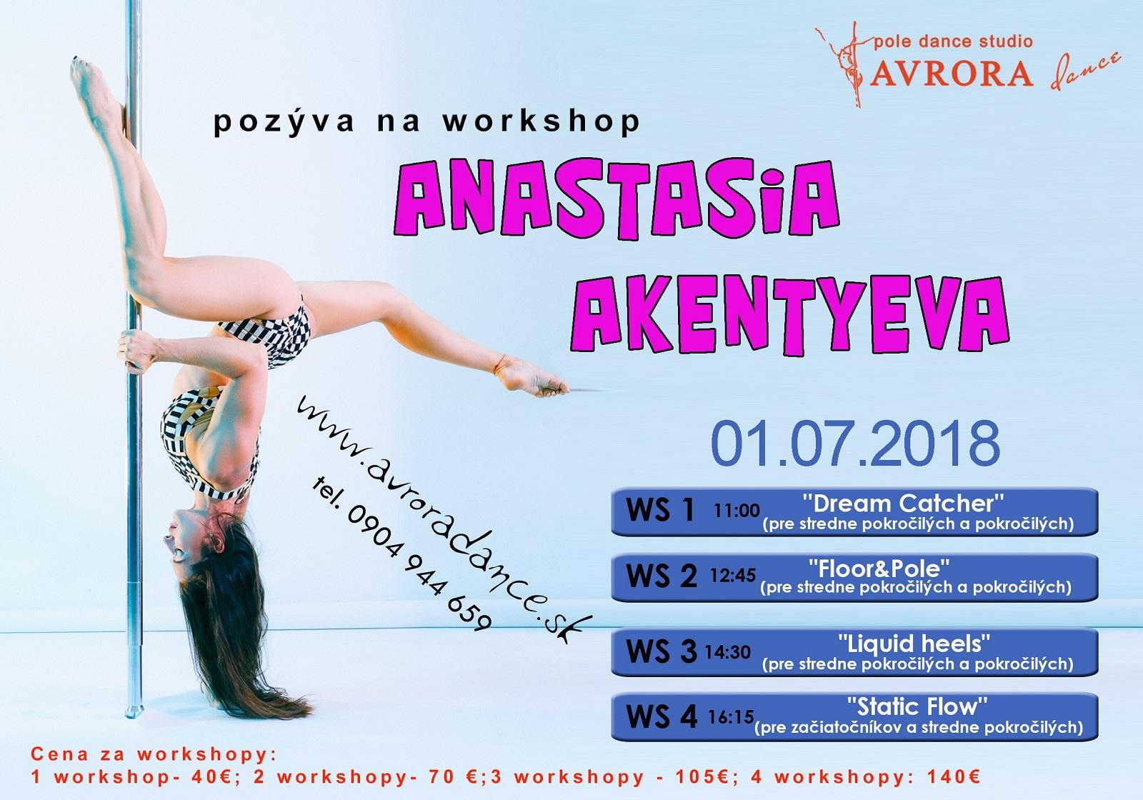 Workshop s Anastasiou