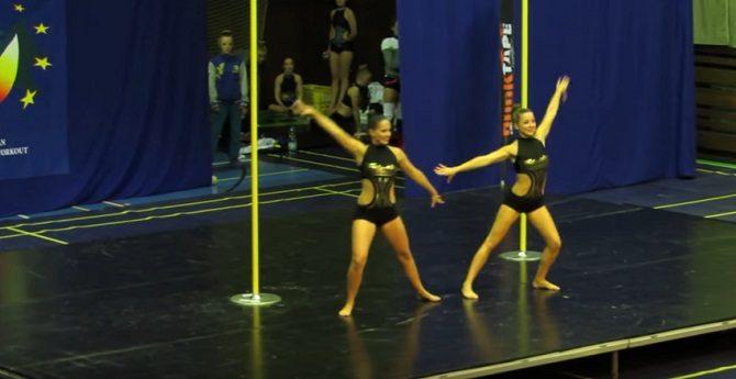 Mirka a Lucka na európskom šampionáte