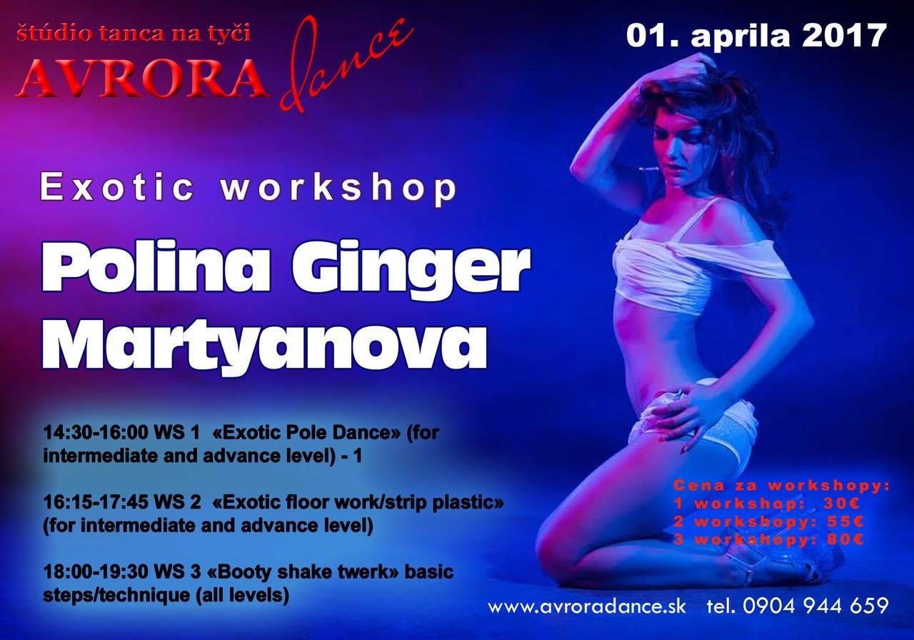 Polina Ginger Martyanova