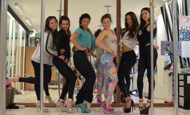 Pole Dance Štúdio v Moskve